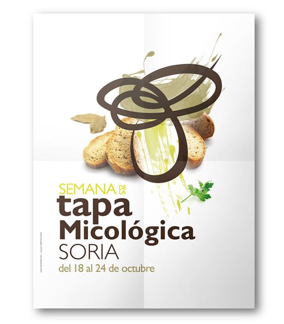 Cartel Semana de la Tapa micológica