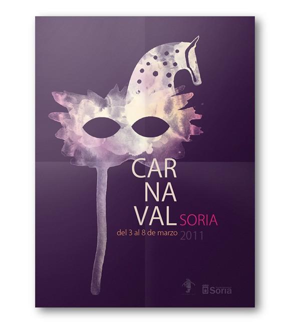 Propuesta Cartel Carnaval Soria 2011