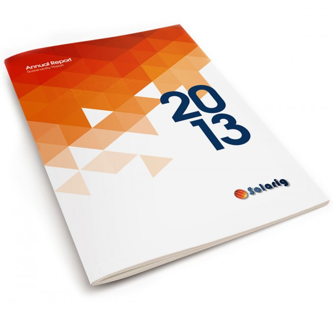 Annual Report / SOLARIG